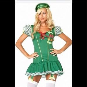 Girls scout costume
